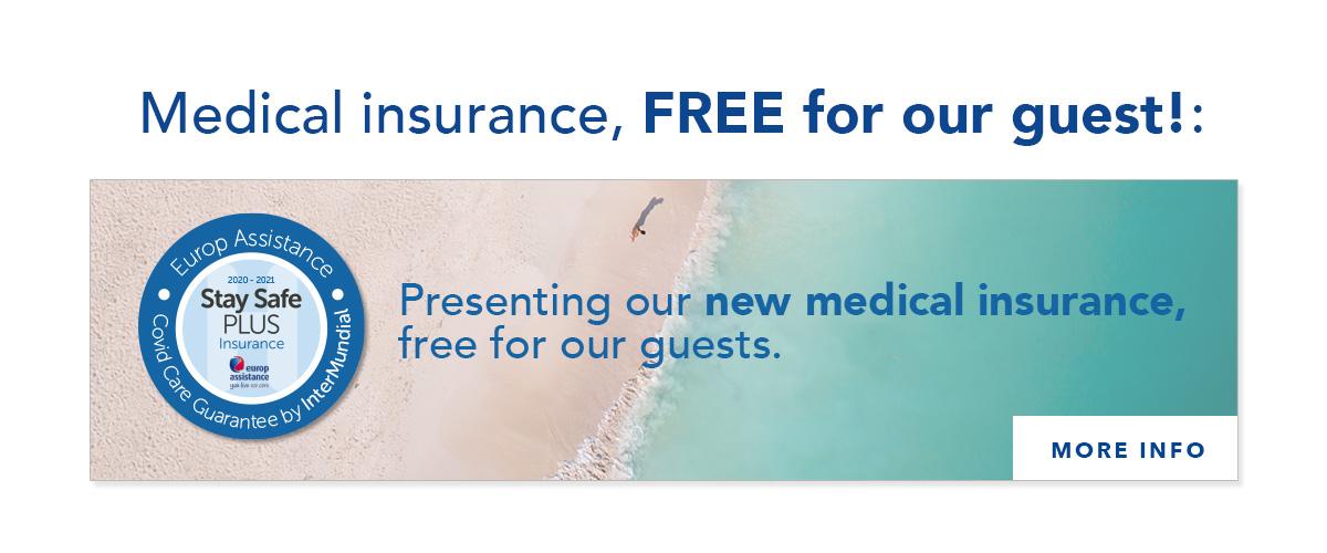 Palladium Hotel Group - nuevo seguro medico